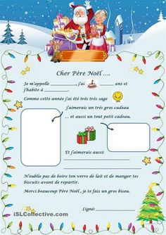 One-click print document French Teaching Resources, Teaching French, Teaching Spanish, French Christmas, Winter Christmas, Spanish Christmas, Christmas Activities, Christmas Crafts, French Flashcards