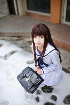 Hiyori Iki from Noragami Cosplay || anime cosplay
