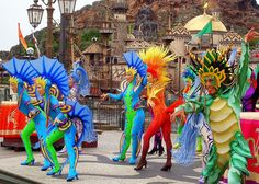 Legend of Mythica Show at Tokyo's DisneySea