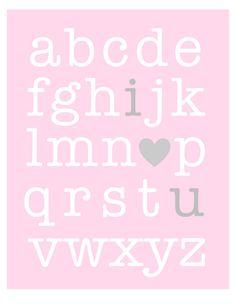 Free Valentine's Word Art