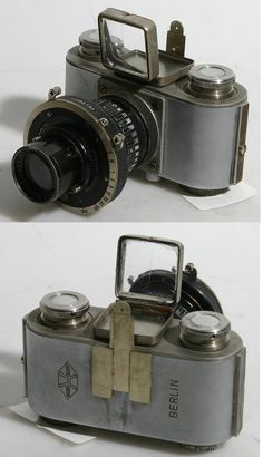 Early 35mm Camera
