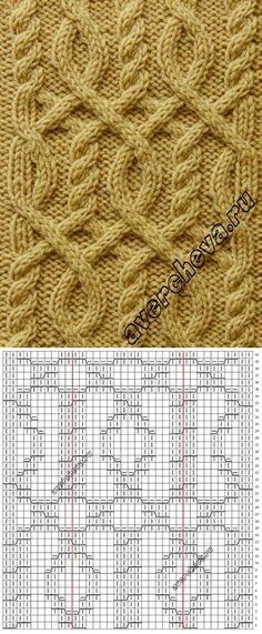 вязание-узоры billions of charts for lace and cables. IN Russian so thankful for the charts!