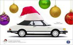 It's A Saab Merry Christmas!!!