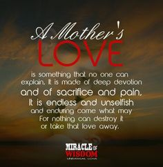 Happy Mother's Day..