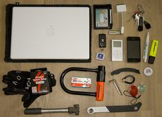 What's in my bag! by apoxapox, via Flickr