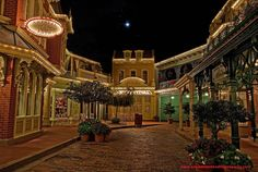 main street, disney world orlando. ugh. I just want to go.