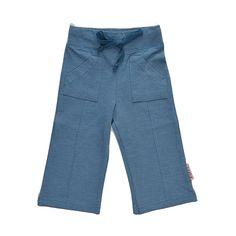 ba*ba kidswear pocket pant Milano #EKOkatoen #GOTS #duurzaam ekodepeko.nl