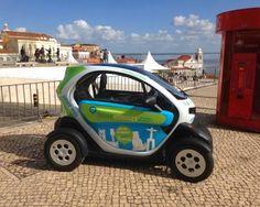 Eco Tour num Twizy para Dois pela Magnífica Lisboa