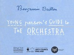 Young Person's Guide to the Orchestra app - free :)