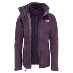 The North Face W Evolution II Triclimate® Jacket , geacă 3în1 damă | Mountex The outdoor shop