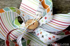 PaperVine: Summer Pinwheels & Cosmo Cricket Winner