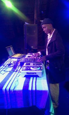 Great DJ's