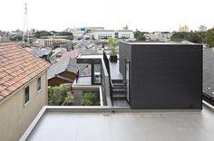 Contemporary House In Eifukucho, Japan  http://www.adelto.co.uk/?p=11846  #luxuryproperty #InteriorDesign #Travel
