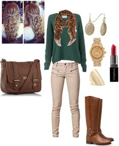 """""""preppy school outfit"""" by warrior-princess9 on Polyvore"""