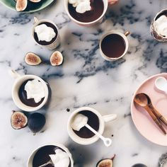 Midnight Black Chocolate Pudding | Joy the Baker | food | Pinterest ...
