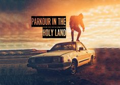 Parkour In The Holy Land - Genesis (Ep 1)