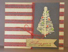 my mind's eye christmas cards | My Minds Eye-Christmas Card by Darla Weber | My Card Creations