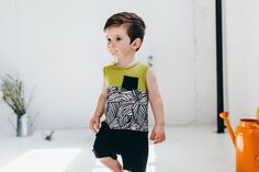 Petit à Petit Lebel - Leaf Romper Summer Romper, Product Page, Summer Collection, Create Your Own, Tank Man, Ballet Skirt, Rompers, Autumn, Skirts