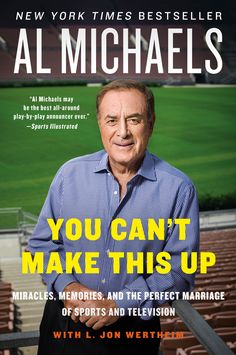 In this highly entertaining and insightful memoir, one of television's most respected broadcasters interweaves the story of his life and career with lively firsthand tales of some of the most thrilling events and fascinating figures in modern sports.