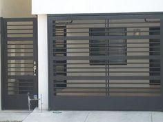 Gate Design, Door Design, House Design, Exterior Design, Burglar Bars, Space Saving Bathroom, Metal Garden Gates, Window Bars, Snug Room