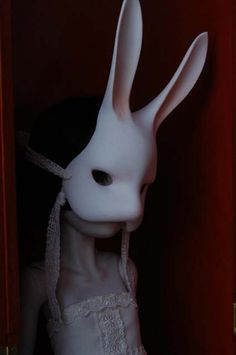 I find it hard not to hum Rabbit Song as I look at this. Sweet!
