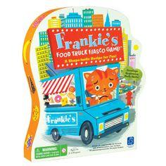 Frankie's Food Truck Fiasco Game