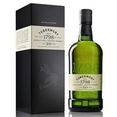 Tobermory - Whisky 10 Anni 70 cl. (S.A.)