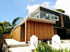 Source: The Seaside Rental: A Midcentury Beach House in the UK ...
