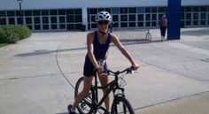 """I Competed in my 1st Triathlon without a Care – My """"What the Hell"""" Style Fitness Works Wonders!"""