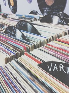 For a Pure Summer experience, break out your nostalgic vinyl collection and relax on your patio. AHHHHH......#PureSummer #emoweryou #oldschool