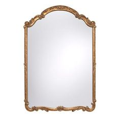 Feiss Antique Gold Mirror for dining room