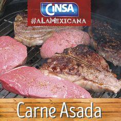 #Cinsa #CinsaALaMexicana #Recetas #Mexicanas #RecetasMexicanas #México #Comida #ComidaMexicana #peltre #MarcasMexicanas #CarneAsada #Coahuila