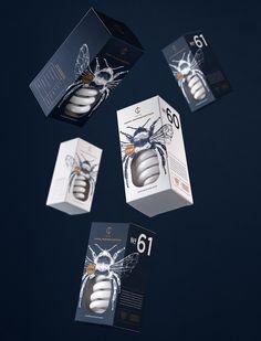 Fireflies Inspired This Clever Packaging for CS Light Bulbs — The Dieline   Packaging & Branding Design & Innovation News