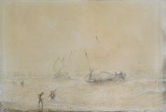 Clays Paul-Jean Charles - Pencils - Marine - 24x35cm