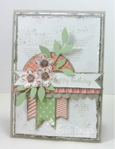 2014 South Pacific Stampin' Up! Annual Convention Swap
