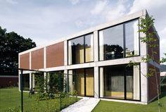 META architectuurbureau: Woning De Vijlder 2