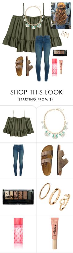 """""""Sry I haven't really been active. I'll try to post daily from now on"""" by a-devo ❤ liked on Polyvore featuring White House Black Market, J Brand, TravelSmith, Boohoo, H&M, Victoria's Secret and Too Faced Cosmetics"""