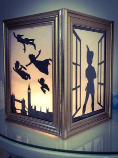 Peter Pan Lantern by PracPerfCrafts on Etsy