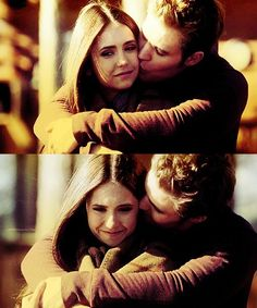 Stefan and Elena. I choose to stay in denial. They are still together in my mind.