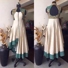 indian fashion Suits -- CLICK VISIT link above for more options Indian Gowns, Indian Attire, Indian Wear, Indian Outfits, Stylish Dresses, Fashion Dresses, Style Oriental, Salwar Designs, Anarkali Dress