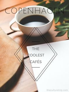 An Expert's Guide to Copenhagen's Best Cafés - For art, food and travel, head to the Culture Trip. Copenhagen Cafe, Copenhagen Travel, Copenhagen Denmark, Stockholm Sweden, Denmark Travel, Book Cafe, Coffee Shops, Best Coffee, Foodie Travel