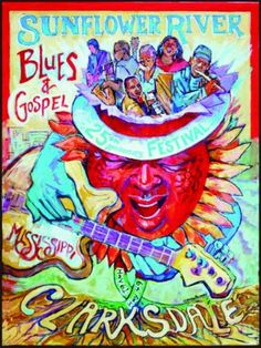 The Sunflower River Blues & Gospel Festival