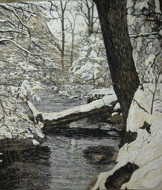 *Art Quilt by Cynthia England