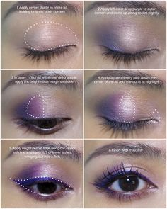 Amethyst: Purple and Mauve Eye Look using Marc Jacobs Style Eye-Con No 7 in 202 The Tease Purple is one of my favorite colors to wear around the eyes. It goes with most eye colors and skin tones. If...