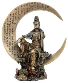 Kwan Yin moon