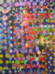 DOTTED - blotched, dappled, dotted , flaked, flecked, freckled, mosaic, motley, patchy, pied, spotty, sprinkled