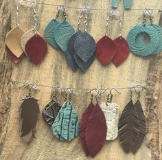 Leather Tassel, Leather Craft, Tassels, Earrings, Crafts, Jewelry, Ear Rings, Leather Crafts, Stud Earrings