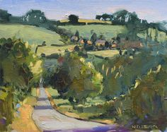 Nigel Fletcher, The road to Whichford