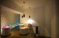 Panele ścienne migdałowe Decorativos  Wall panels design Wall Lights, Lighting, Home Decor, Design, Ideas, Renovation, Architecture, Appliques, Light Fixtures