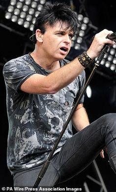 Gary Numan´s tour bus involved in fatal crash | Daily Mail Online Gary Numan, Dye My Hair, Music Icon, Pop Rocks, Rock Style, Rock Music, Mail Online, Daily Mail, The Man